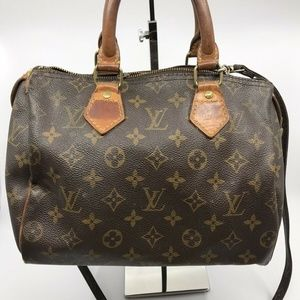 LOUIS VUITTON Vintage Small Speedy Bag Needs TLC!